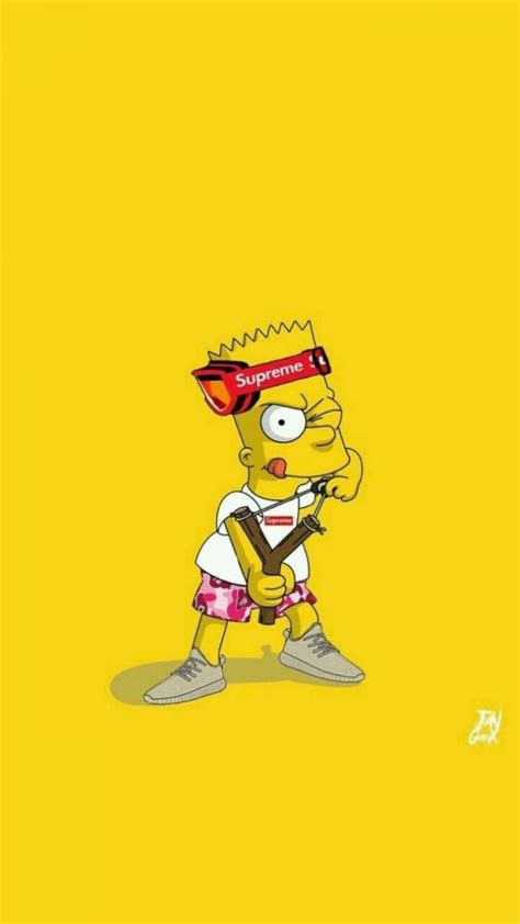 Android Simpsons Wallpapers Wallpaper Cave