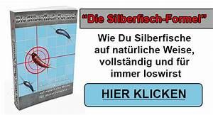 Mittel Gegen Silberfische : die besten mittel und hausmittel gegen silberfische ~ Markanthonyermac.com Haus und Dekorationen