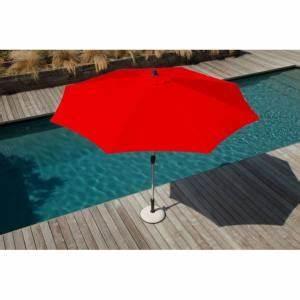 Toile De Parasol 8 Baleines : parasols mat central mobilier de jardin design ~ Dailycaller-alerts.com Idées de Décoration