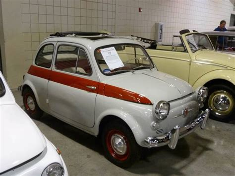Fiat Fort Lauderdale by Auctions America Fort Lauderdale 2014 Auction Report