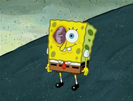 spongebuddy mania spongebob episode blackened sponge