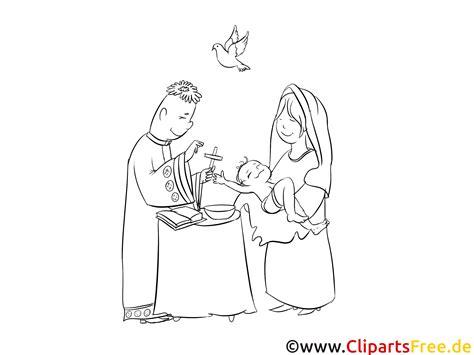 Taufpatin Kostenlose Ausmalbilder