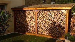 Bucher A Bois : comment empiler son bois de chauffage efficacement red ~ Edinachiropracticcenter.com Idées de Décoration