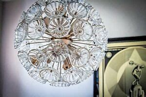 silver sputnik chandelier 52 glass flower starburst chandelier silver sputnik light