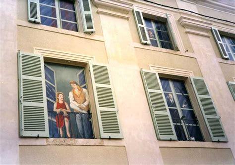 peinture panoramique exterieur trompe l oeil panoramique exterieur decoration d exterieur