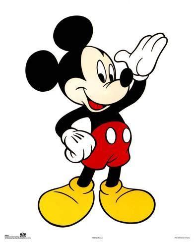 Walt Disney Mickey Mouse Classic Kunstdrucke Bei Allpostersde