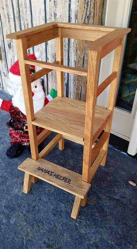 standing high chair    home projects