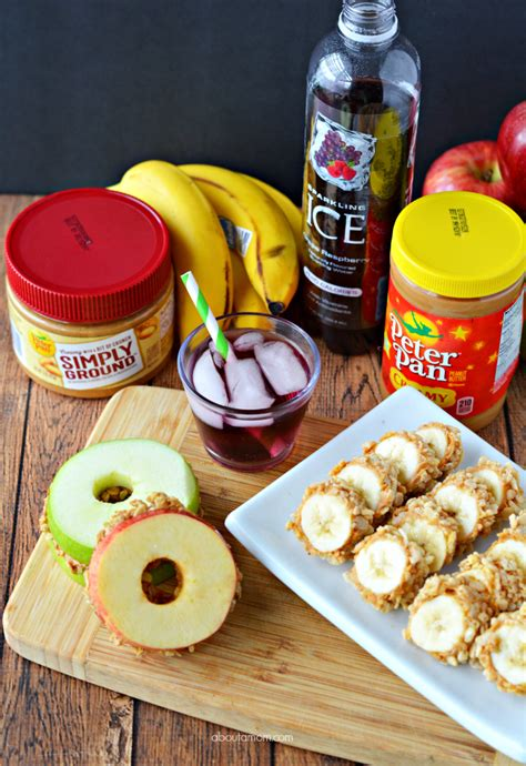 Creative And Fun After School Snack Ideas  About A Mom