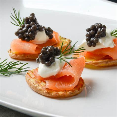 remplacer mousse canap salmon canapes recipe dishmaps