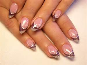 plexiglas design how to apply acrylic nail designs