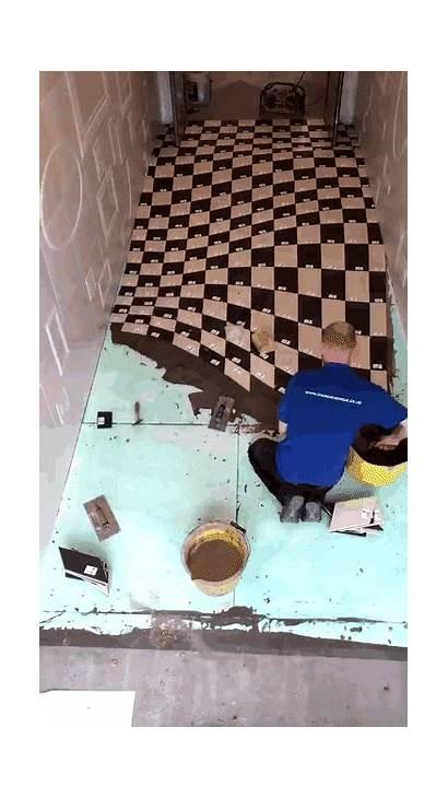 Optical Illusion Hallway Stop Running Through Company