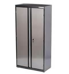husky 136 in x 72 in welded floor free standing cabinet