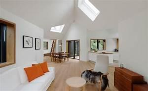 Danish interior design ideas nordic simplicity for Interior decoration living room roof