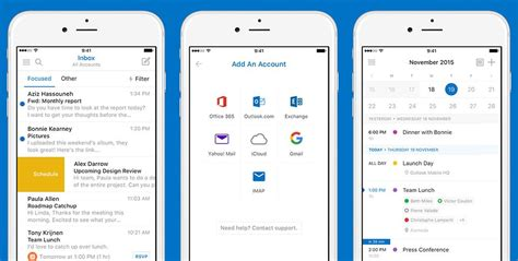 outlook on iphone microsoft announces security improvements for outlook on