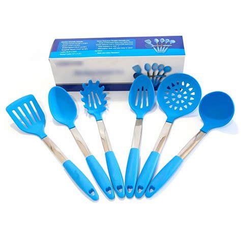silicone kitchen accessories china kitchen accessories silicone cooking utensil set 2219