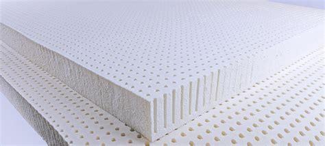 miglior materasso in lattice naturale migliori materassi in lattice 100 naturale classifica e