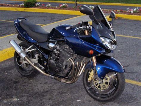 2003 Suzuki Gsf 1200 Bandit