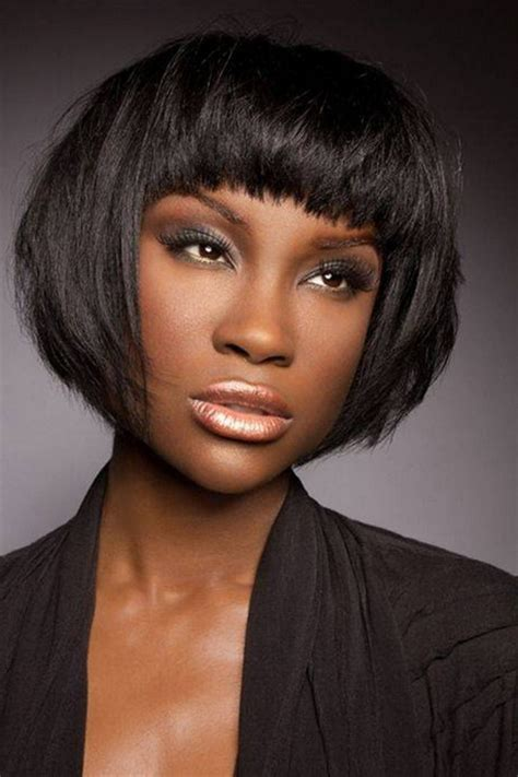 feathered hairstyles  black women