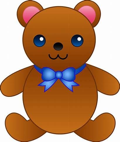 Teddy Cartoon Bears Cliparts Bear Attribution Forget