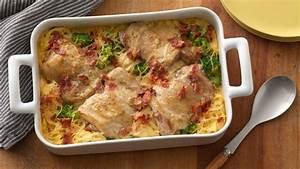 Smothered Chicken Casserole Recipe - BettyCrocker com