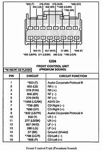 96 Ford F150 Radio Wiring Diagram