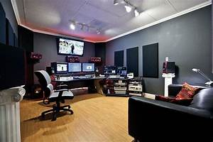 The main edit suite at OneRiver Media | broadcast tool ...