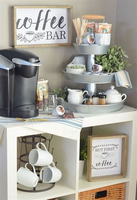 When it comes to the coffee shops we like to visit, sometimes just getting a cold brew isn't enough. 45 First Apartment Small Kitchen and Bar Design Ideas | Cheap home decor, Bars for home