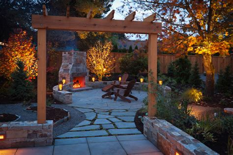gresham project traditional patio portland by