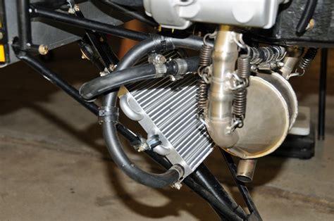 Closeups Of 4 Stroke Engine On Belite Ultralight Aircraft