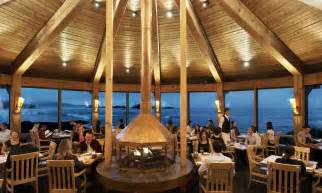vancouver kitchen island the pointe restaurant wickaninnish inn tofino canada