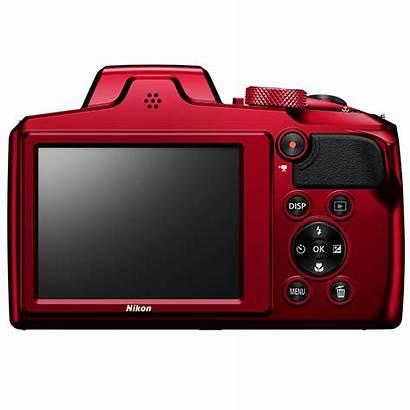 B600 Nikon Rouge Coolpix Materiel