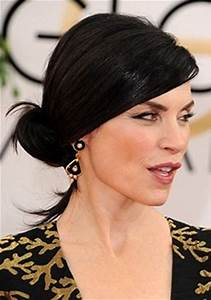 Golden Globe Style: Julianna Margulies