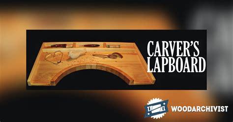 portable carving station plan woodarchivist