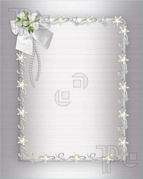 FASHION of Life Style: Wedding Invitation Background Designs