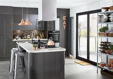 Industrial kitchen design ideas   Help & Ideas   DIY at B&Q