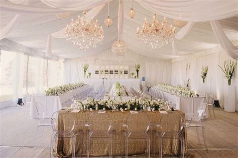 drapery ideas  stun  wedding guests