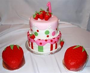 Strawberry Shortcake Cake Recipe — Dishmaps