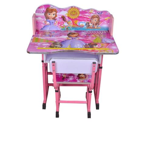 princess sofia childrens study table  chair set