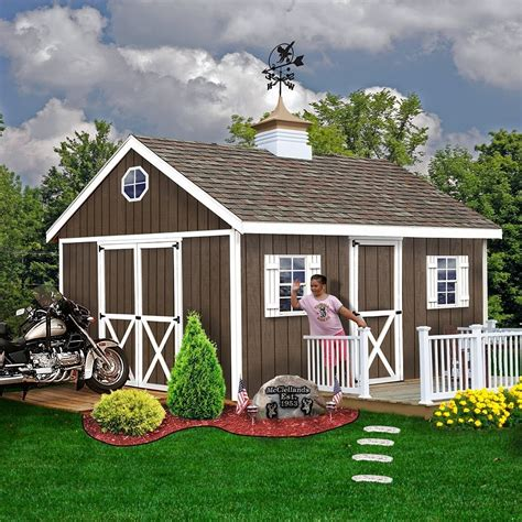 12x20 Storage Shed Kits by Quot She Sheds Quot 5 Backyard Getaway Houses
