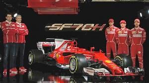 Presentation F1 2018 : 2017 ferrari formula 1 ferrari sf70h 2017 f1 season youtube ~ Medecine-chirurgie-esthetiques.com Avis de Voitures
