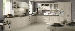 cucine classiche in legno massello telma evo cucine With evo cucine qualità