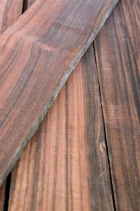 macassar ebony lumber cherokee wood products