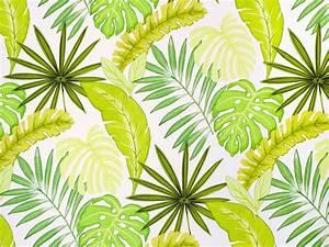Tissu Imprimé Tropical : tissu imprim en lin amazon forest collection tropical vibes by aldeco interior fabrics ~ Teatrodelosmanantiales.com Idées de Décoration
