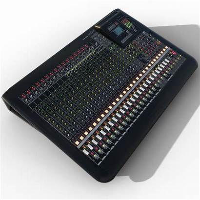 Console Analog Mixing Yamaha 3d Mgp Professional