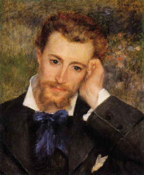 Portrait Of Eugene Murer By Pierre Auguste Renoir Bosak Art