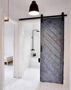 Porte Coulissante Design Crant Des Ambiances Dintrieur