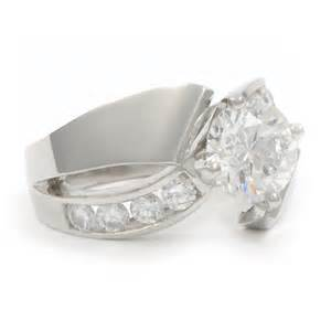 Modern Contemporary Engagement Rings