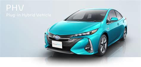 toyota hybrid toyota global site phv plug in hybrid vehicle