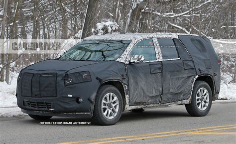 preview    chevy traverse spotted  heavy