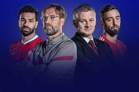 Premier League Liverpool vs Manchester United LIVE- All ...